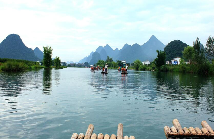 Guilin Visional Hiking Tour